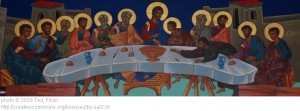 Last Supper Wide