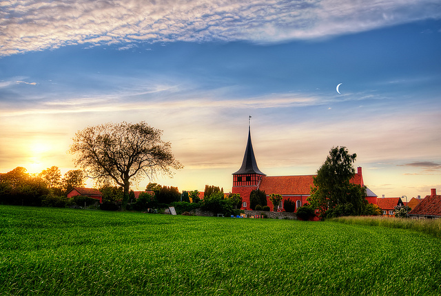 Scandinavian Country Dream